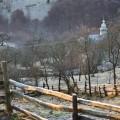 Batrana, satul de deasupra norilor - decembrie 2015