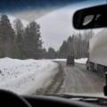 Drumurile mai grele un pic