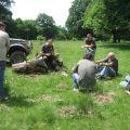 Explorarea noroaielor 23.05.2010