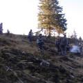INCENDIU IN MUNTI - 6 noiembrie 2011