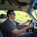 Mihai - pilot Cindrel-Lotru Adventure 2011