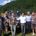 Offroad Club Sibiu, raspunde prezent in actiunile de salvare