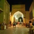 Seara, ochii ni se coloreaza prin Bukhara..